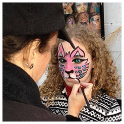 Face Painting by Faces by Christina